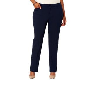 CJ Banks Relaxed Fit High Rise Trouser